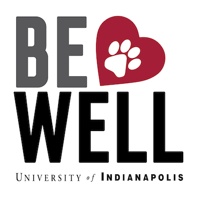 Be Well health wellness graphic