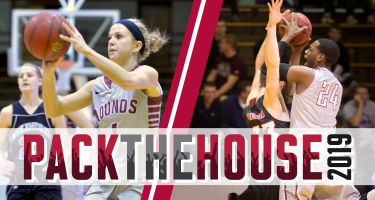 Pack the House header