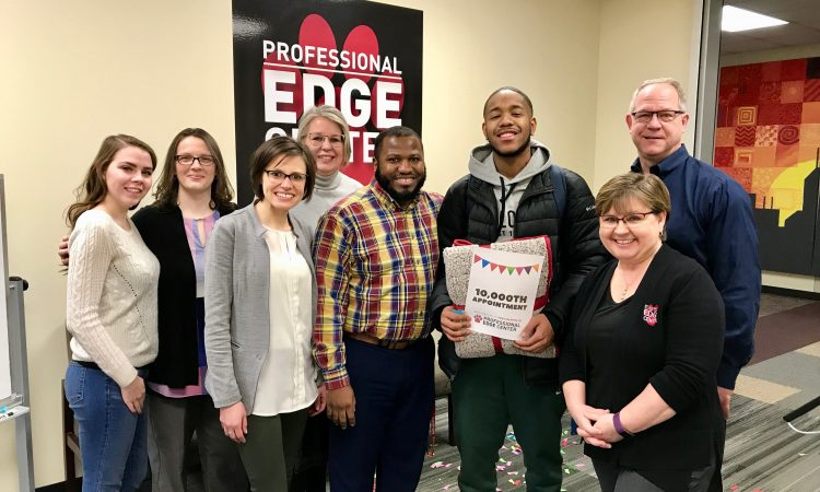 Pro Edge 10,000th appointment